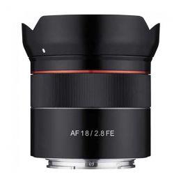 Объектив SAMYANG AF 18mm f/2.8 FE AS UMC Sony E