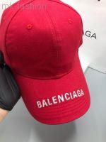 Balenciaga Бейсболка Красная