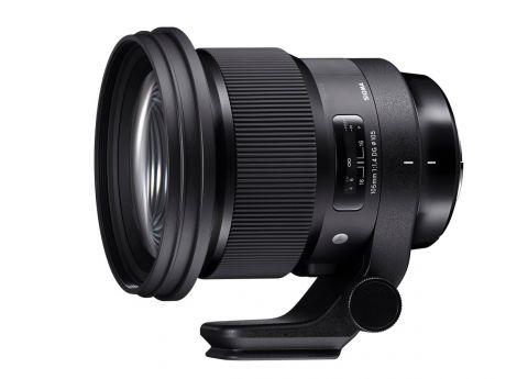Объектив Sigma 105mm f/1.4 DG HSM Art Sony E