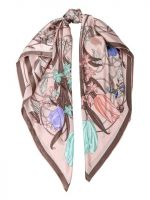 Платок ELEGANZZA SS03-8062 Розовый