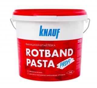 Шпаклевка готовая Ротбанд-паста (Knauf) (5кг)