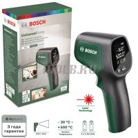 Bosch UniversalTemp пирометр купить. Лазерный пирометр Bosch UniversalTemp цена 0.603.683.100