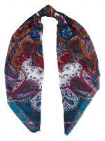 Платок ELEGANZZA AH43-16558 Синий