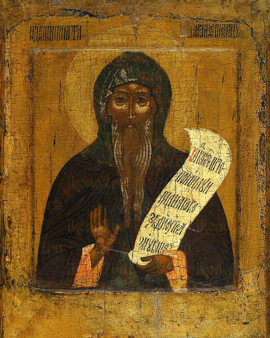 Икона Никита Переяславский преподобный
