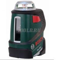 Bosch PLL 360 SET Лазерный уровень - цена с доставкой по России и СНГ