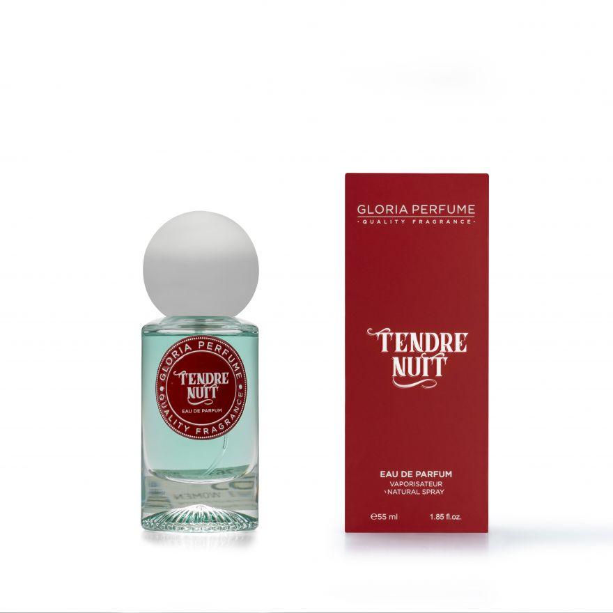 Gloria Perfume TENDRE NUIT   (CHANEL EAU TENDRE) 55 мл