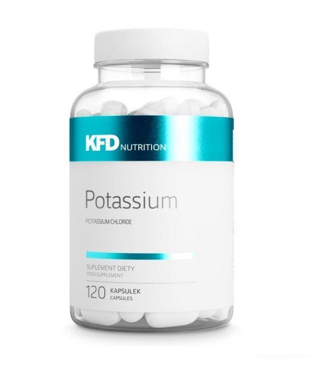 Калий Potassium KFD (120 капсул)