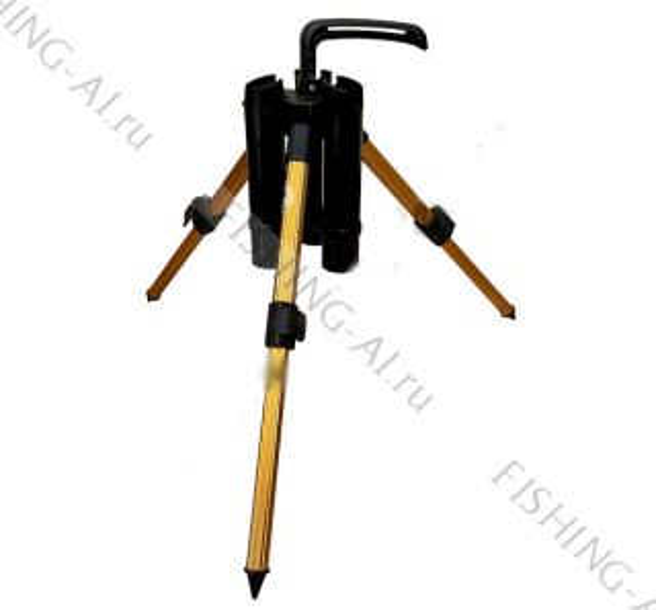 Подставка-тринога для спиннингов А59-1 Kaida
