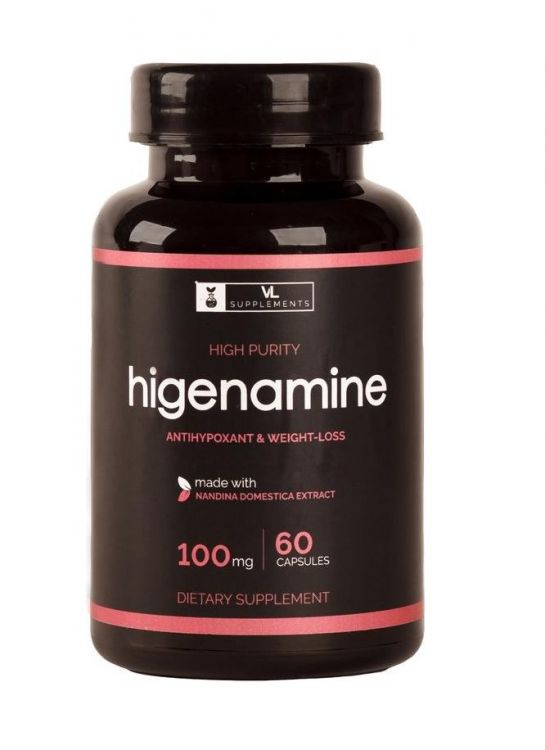 Higenamine от vlsupplements 60 капсул