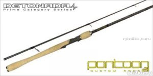 Спиннинговое удилище Pontoon21 Detonada 213 см / тест 12 - 46 гр /  15-30 Lb / Ex.Fast / Fuji K-SIC(Артикул: DTS702HXF)