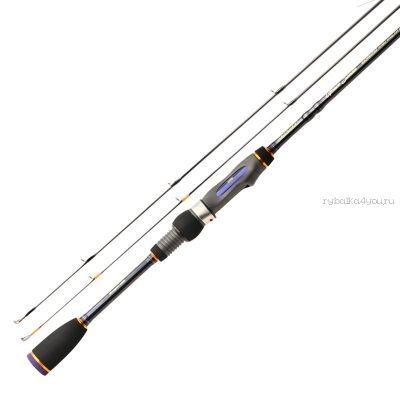 Спиннинговое удилище Pontoon21 Grace Sonda 216см / тест  1 - 7 гр / 3-6Lb, Solid Tip(Артикул: GSS712UL)
