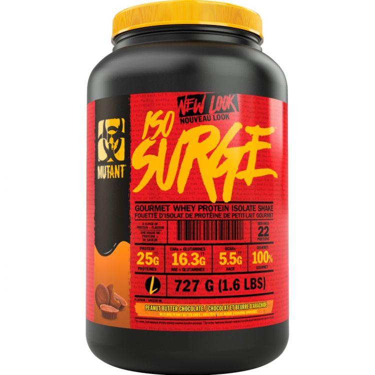 Изолят Iso Surge от Mutant 727 гр 23 порции