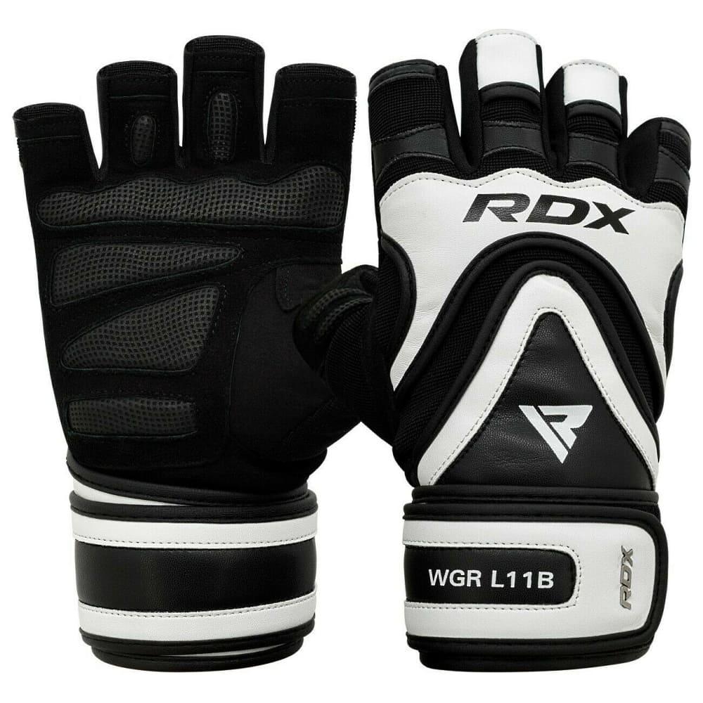 Атлетические перчатки RDX L11B PRO