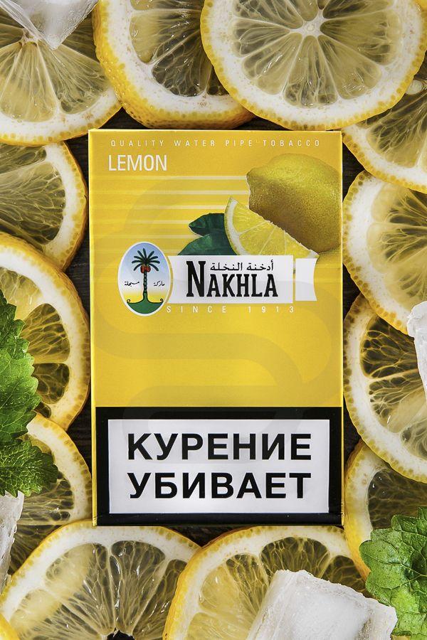 Табак Nakhla New - Лимон (Lemon, 50 грамм)