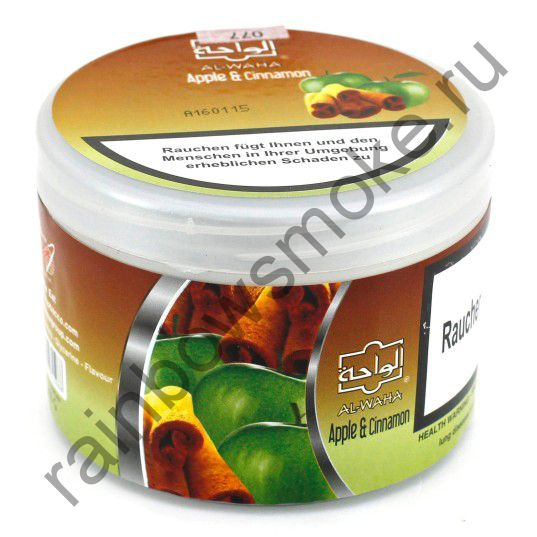 Al Waha 250 гр - Apple Cinnamon (Яблоко с Корицей)