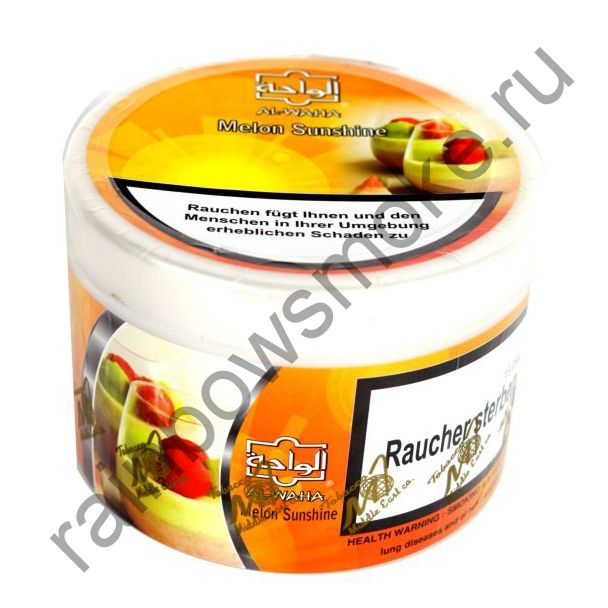 Al Waha 250 гр - Melon Sunshine (Медовая Дыня)