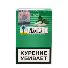 Табак Nakhla New - Мятная Жвачка (Spearmint Gum, 50 грамм)