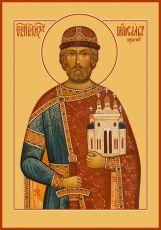 Икона Ярослав Мудрый благоверный князь