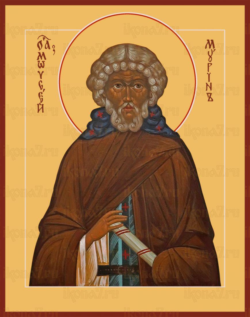 Икона Моисей Мурин преподобный