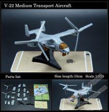 Сборная модель Конвертоплан V-22 Osprey без клея