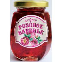 Варенье из лепестков роз Крым Дар 170 гр