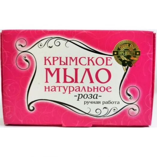 Крымское мыло Роза Лавари 50 гр