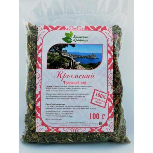 Крымский травяной чай 100 гр