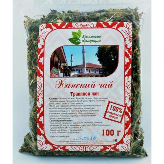 Ханский чай травяной 100 гр