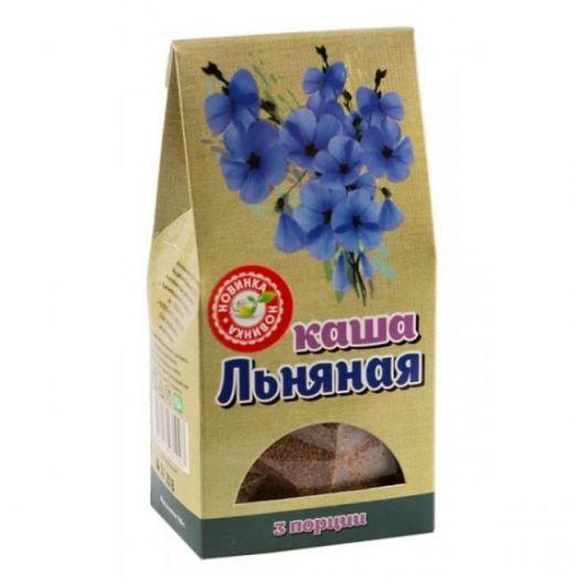 Каша Льняная Крымская Стевия 100 гр (3 порции)