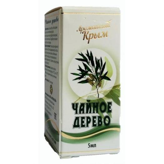 Эфирное масло Чайного Дерева Ароматный Крым 5 мл