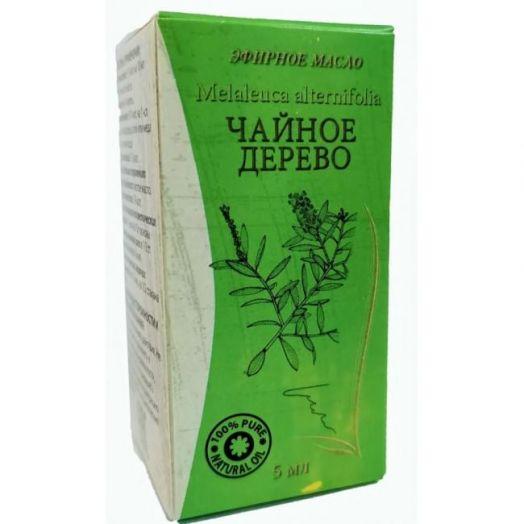 Эфирное масло Чайного дерева Лавари 5 мл