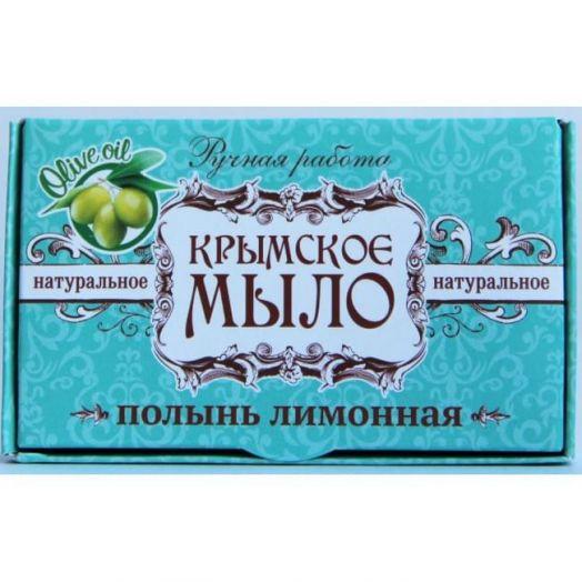 Мыло ручной работы Полынь Лимонная Дом Природы 45 гр