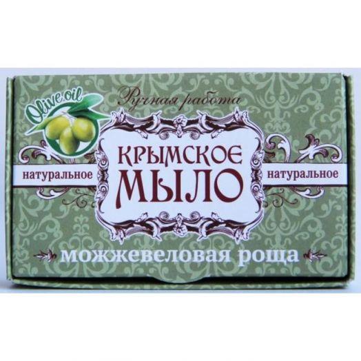 Крымское мыло ручной работы Можжевеловая Роща Дом Природы 45 гр