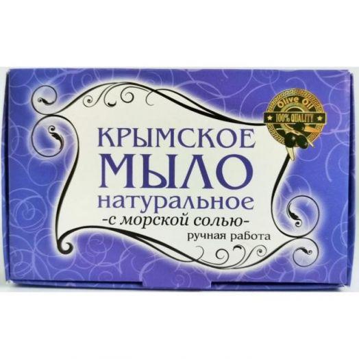 Крымское мыло с морской солью Лавари 50 гр