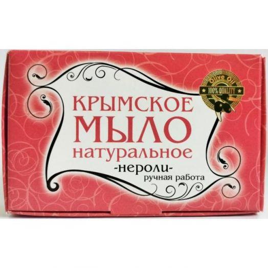 Крымское мыло Нероли Лавари 50 гр