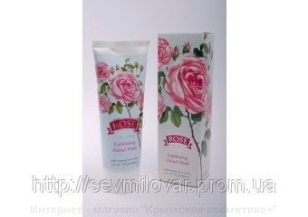 Маска для лица с розовым маслом Болгарская Роза 75 мл