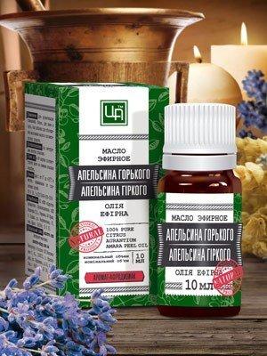 Эфирное масло Апельсина горького Царство Ароматов 10 мл