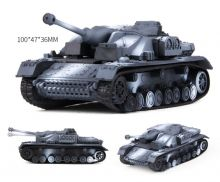 Сборная модель Танк САУ StuG III 1:72