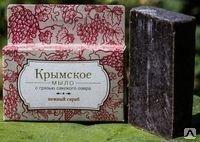 Крымское мыло Нежный скраб Формула Здоровья 85 гр