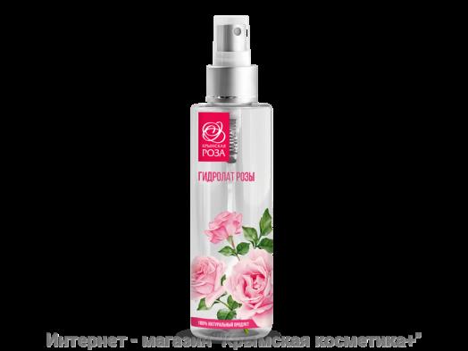 Гидролат розы Крымская Роза 110 мл