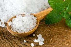 Соль для укрепления ногтей Мелисса Никитский Сад 140 гр