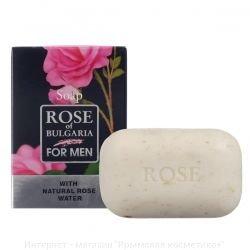 Мыло для мужчин Роза ов Болгария 100 гр