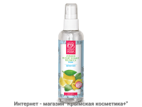 Ароматная вода с лимоном иланг-илангом и мелиссой Крымская Роза 100 мл