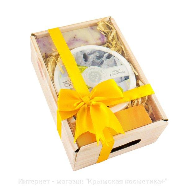 Подарочный набор мыла Лукошко №8