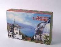 Набор чая Крымская Стевия Чёрный чай 80 фп 40 гр