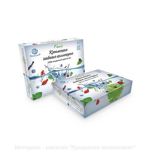 Набор чая Крымская чайная коллекция 6 видов чая 60 гр