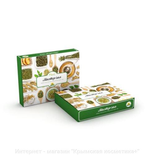 Набор зеленого чая Мастер чая