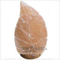 Солевая лампа Листик 2-3 кг