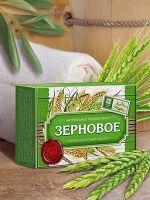 Крымское натуральное мыло Зерновое Царство Ароматов 82 гр