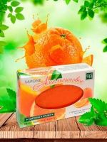 Мыло Сапон Апельсиновое Царство Ароматов 85 гр